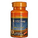 K 100 mcg 30 Capsules by Thompson