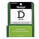 Tissue D Acne 125 Tablets by NuAge Homeopathic Remedies
