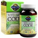 Vitamin Code RAW B Complex 60 VCapsules by Garden of Life