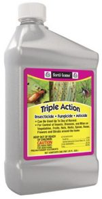 12246 2.5 lbs. Fertilome Concentrate Triple Action Plus II Insect Killer