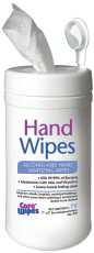2Xl Corporation 133797 Care Wipes Alcohol Free Hand Sanitizing Wipes , 70 Ct 2XL-470