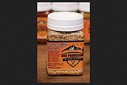 5280 Culinary ThaiMojitoRb-CS 9 oz BBQ Rub Thai Mojito