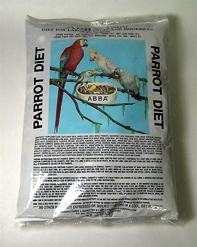 ABBA AB15004 1500 Parrot Mix 4 lbs Bag