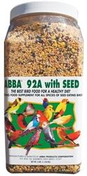 ABBA ABGR92AJ Green 92A Nestling Food 3 lbs Jar