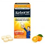 ABN 97971 Chewable Tablets Immune Support Supplement Citrus