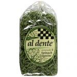 AL DENTE PASTA LINGUINE SPINACH-12 OZ -Pack of 6