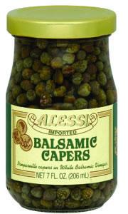 ALESSI CAPER BALSAMIC-7 OZ -Pack of 6