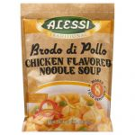 ALESSI MIX SOUP SCLIAN CHKN NDL-6 OZ -Pack of 6