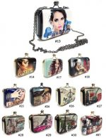 ALFA H8311-30 No. 30 Collage Beautiful Clutch