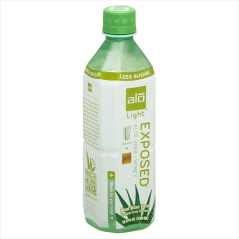 ALO BEV LIGHT EXPOSED-16.9 FO -Pack of 12