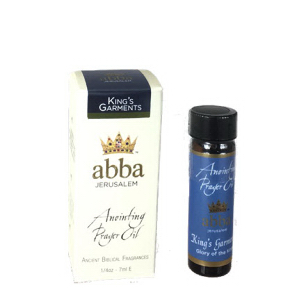 Abba Products 170815 0.25 oz Anointing Oil - Kings Garments