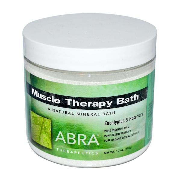 Abra Therapeutics BG10039 Abra Therapeutics Muscle Therapy Bath - 1x17OZ