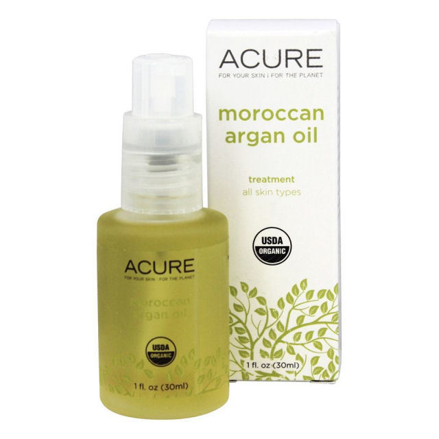 Acure ECV1874791 1 x 1 fz Organics Moroccan Argan Oil