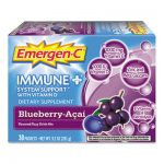Alacer 100007 Immune Plus Formula 0.3 oz Blueberry Acai 30-Pack
