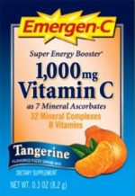 Alacer 44628 1x 30 PKT Emergen-C Tangerine