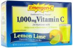 Alacer 44630 1x 30 PKT Emergen-C Lemon Lime