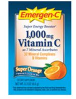 Alacer Emergen-C Super Orange 30 packets 222238