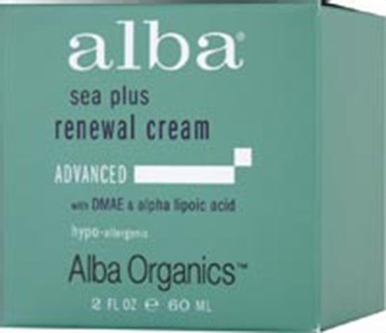 Alba Botanica Advanced Skin Care Sea Plus Renewal Cream 2 fl. oz. 209571
