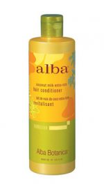 Alba Botanica Hawaiian Hair Care Coconut Milk Extra-Rich Hair Conditioners 12 fl. oz. 221248
