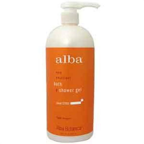 Alba Botanica Very Emollient Bath & Shower Gels Island Citrus 32 fl. oz. 215248