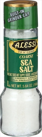 Alessi Grainder - Coarse Sea Salt Large - 5.64 Ounce