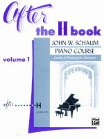 Alfred 00-EL00513 After the H Book- Volume 1 - Music Book