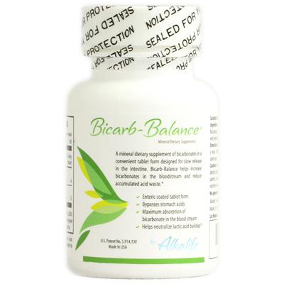 Alkalife 1149350 Bicarb-Balance - 90 Tablets