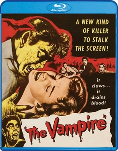Alliance Entertainment CIN BRSF17459 The Vampire DVD - Blu Ray Black & White