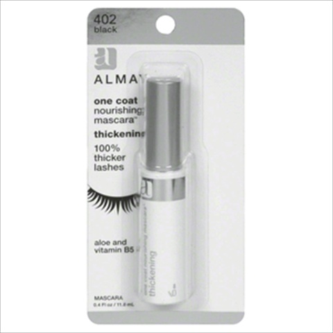 Almay One Coat Thickening Mascara Black 402 Pack Of 2