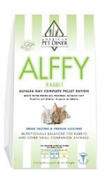 American Per Diners 209 Alffy Rabbit Pellets 6lb