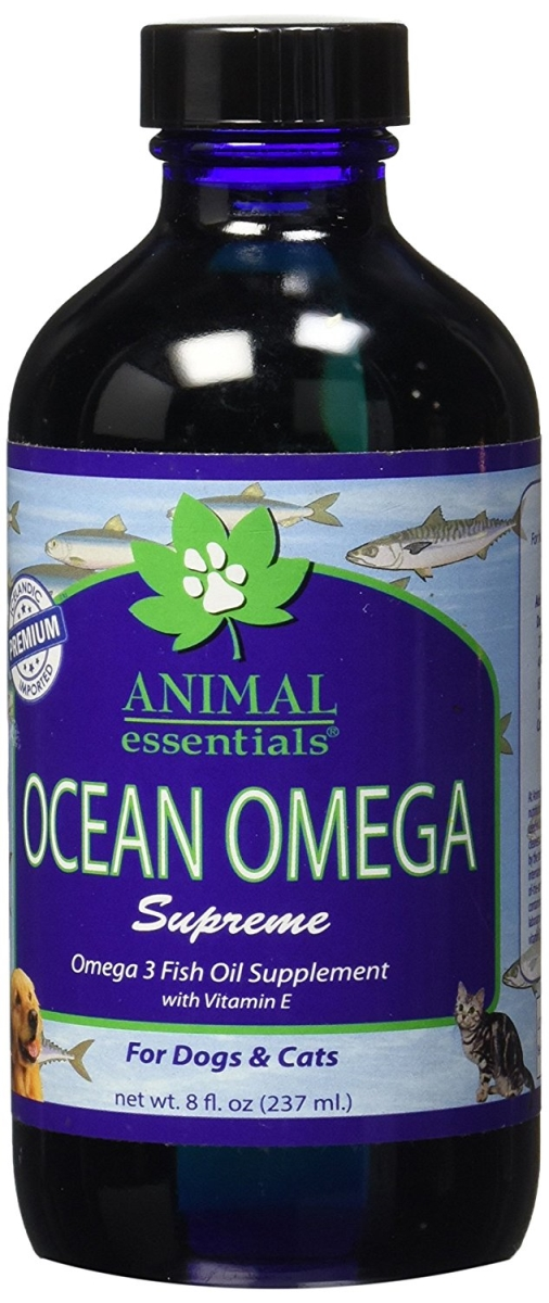 Animal Essentials 12000816 Ocean Omega Supreme Fish Oil 8 oz