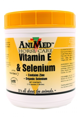 Animed Vitamind E & Selenium 5 Pound 053-90173