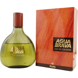 Antonio Puig 117007 3.4 oz Agua Brava Cologne Spray for Men