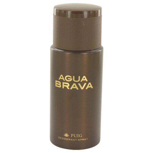 Antonio Puig 437163 Agua Brava Deodorant Spray 5 oz