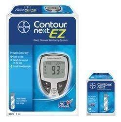 Ascensia Diabetes Care US 567252 Contour Next EZ Meter Kit