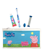 Ashtel Studios 00338-24 Brush Buddies Peppa Pig Travel Kit - Pack of 10