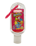 Ashtel Studios 00591-24 Shopkins Hand Sanitizer - Pack of 10
