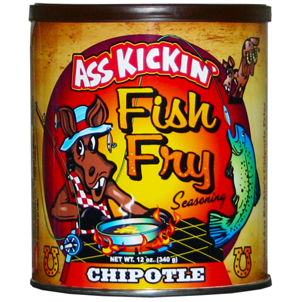 Ass Kickin AK779 Fish Fry Chipotle Recipe