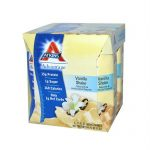 Atkins 458364 Atkins Advantage RTD Shake French Vanilla - 11 fl oz Each - Pack of 4