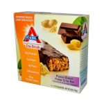Atkins 467548 Atkins Day Break Bar Peanut Butter Fudge Crisp - 5 Bars