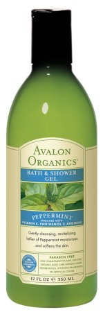 Avalon 88058 Peppermint Bath & Shower Gel
