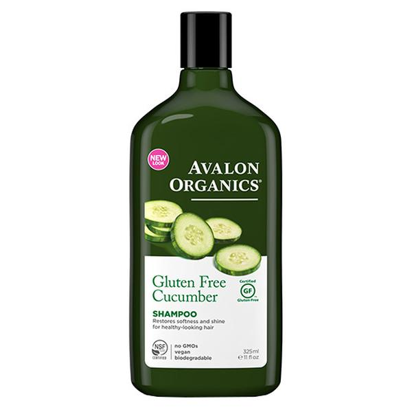 Avalon Organics 230274 Organics Replenishing Cucumber Shampoo 11 fl oz