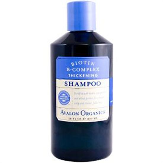 Avalon Organics Hair Care Elixirs Biotin B-Complex Thickening Shampoo 14 fl. oz. 213801