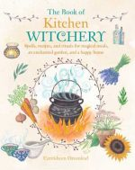 Azure Green BBOOKIT Book of Kitchen Witchery by Cerridwen Greenleaf
