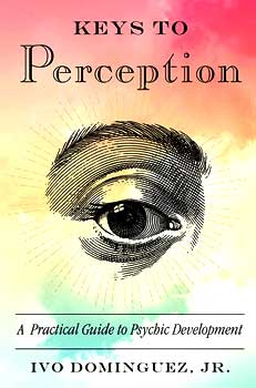 Azure Green BKEYPER Keys to Perception Practical Guide To Psychic Development Book by Ivo Dominguez