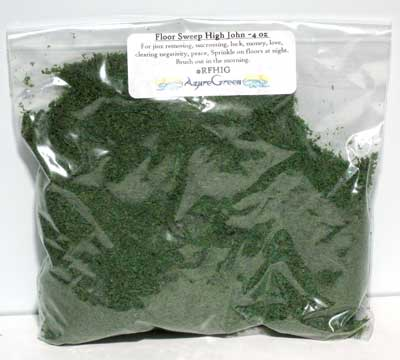 Azure Green RFHIG Floor Sweep High John - 4oz