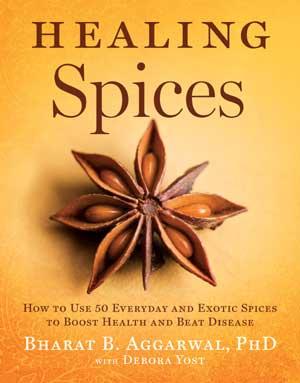 AzureGreen BHEASPI Healing Spices Hc By Bharat Aggarwal