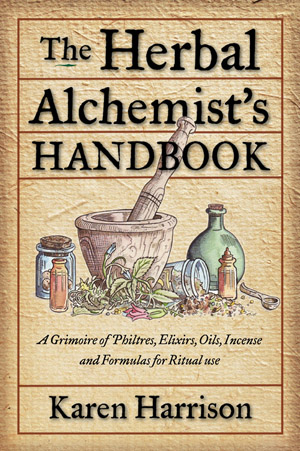 AzureGreen BHERALC Herbal Alchemists Handbook