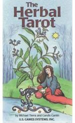 AzureGreen DHERTAR1 Herbal Tarot