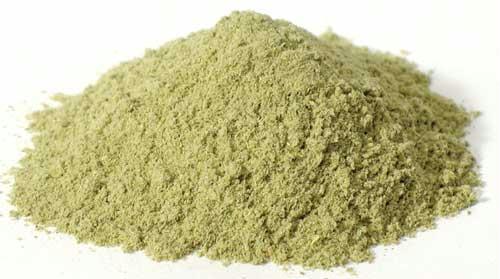 AzureGreen H16EYEP 1oz Eyebright Powder - Euphrasia Officinalis